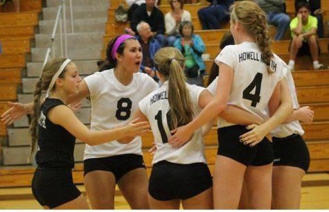9-15 V Jv Girls Volleyball vs Kirkwood [ Photo Gallery]