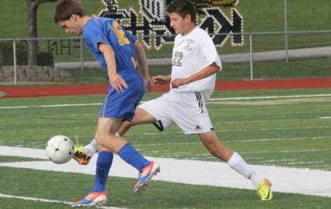 9-15 JV Boys Soccer vs Howell  [ Photo Gallery]