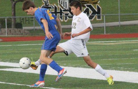9-15 JV Boys Soccer vs Howell  [ Photo Gallery]