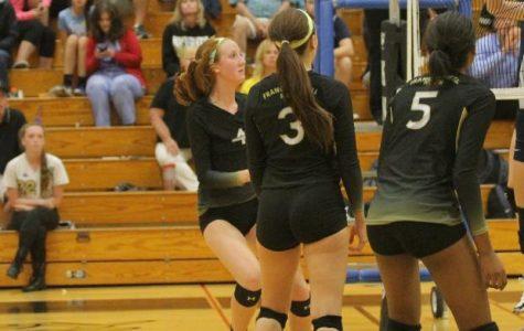 9-9 V Girls Volleyball vs Timberland [ Photo Gallery]