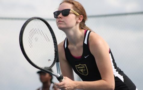 9-2 V Tennis vs Howell [ Photo Gallery]