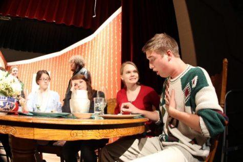 Drama Club Prepares as Fall Play Approaches