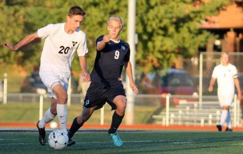 9-19 V Boys Soccer vs Timberland [ Photo Gallery]