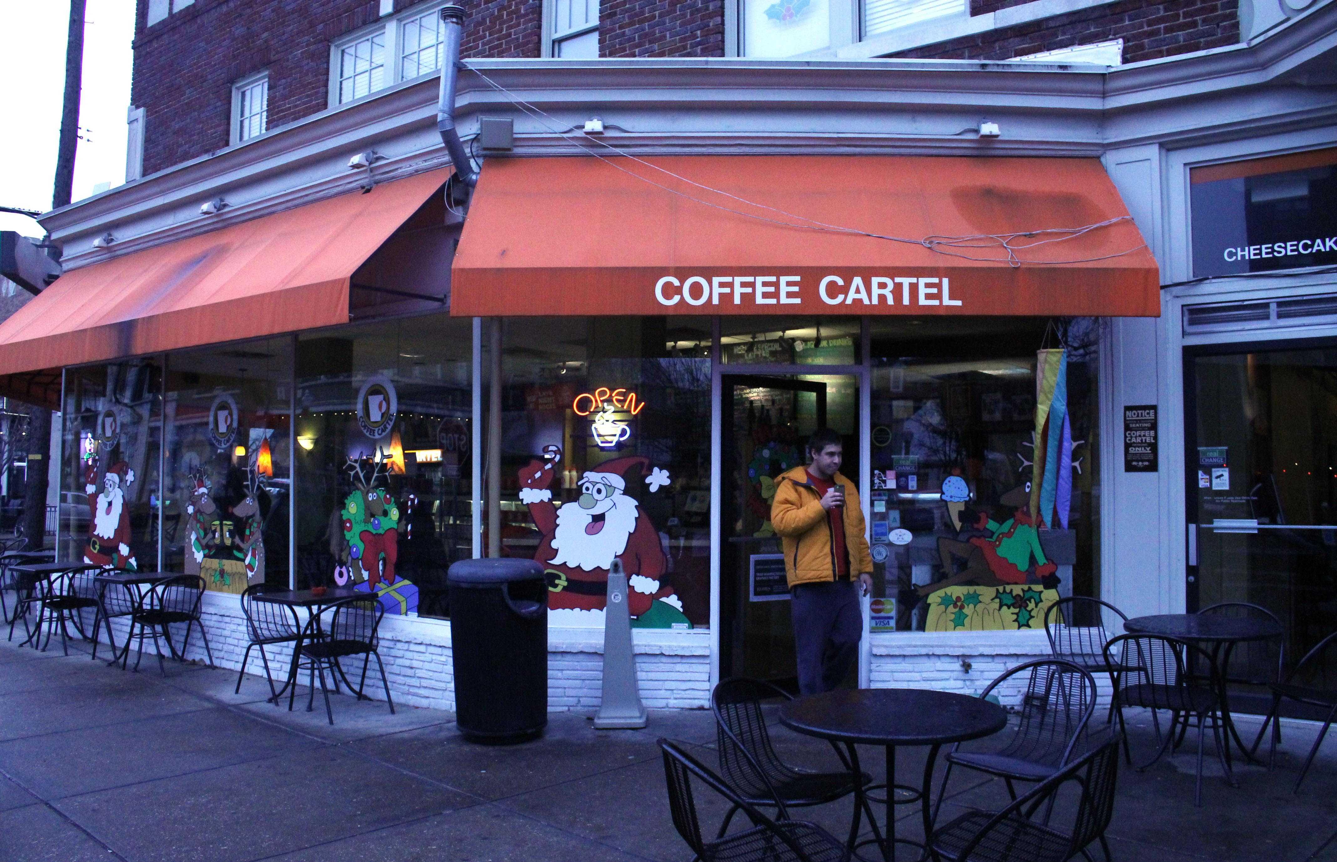 24 Hour Coffee Shop