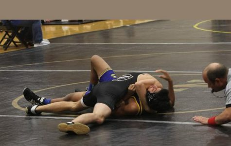 12-10 Fr, JV &V Wresting VS Howell [Photo Gallery]