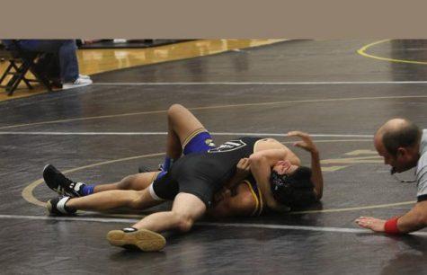 12-10 Fr, JV &V Wresting VS Howell [Photo Gallery]