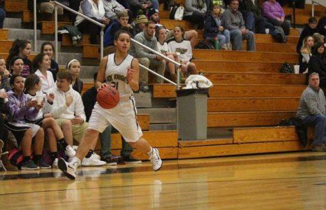 Austine Pauley Plays Basketball