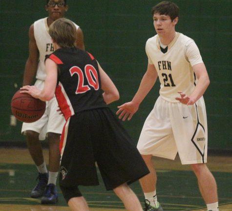 Varsity Boys Basketball Gains New Talent