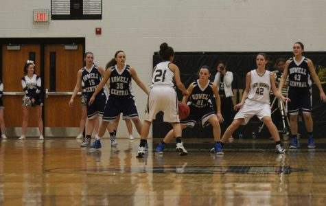 2-3 Varsity Girls Basketball vs FHC  [Photo Gallery]
