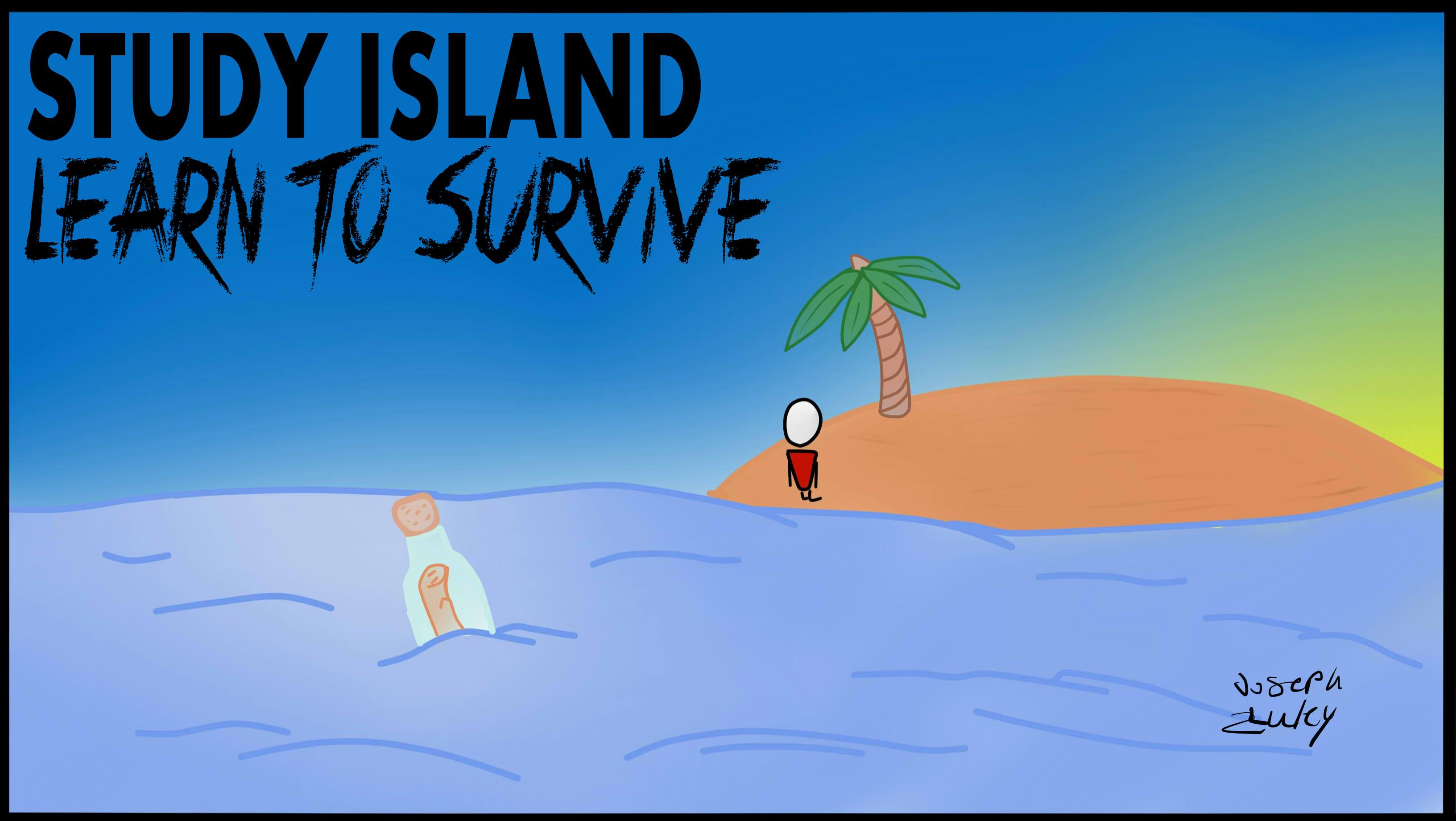 Study Island: Learn To Survive