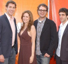 The cast members of The Office