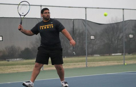 3-25 Boys Tennis vs FHHS [Photo Gallery]