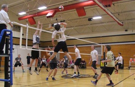 3-30 V Boys Volleyball vs Desmet [Photo Galley]