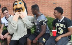 Norm Returns to Black and Gold Day [Photo Story]
