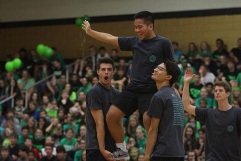 9-27 Homecoming Pep Assembly [Photo Gallery]