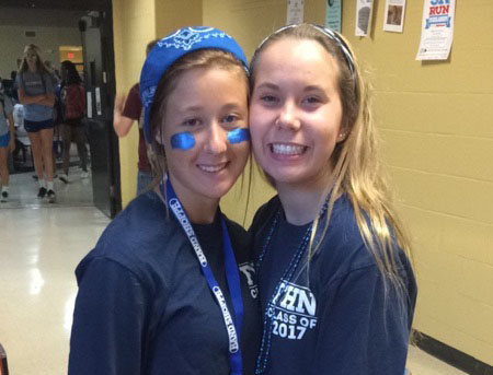 9-17 Class Color Day [Photo Gallery]