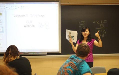 FHSD Introduces Mandarin Chinese to FHN Students