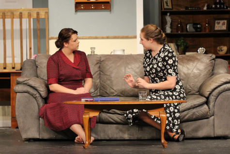 Drama Club Helping Hollenbeck With Fall Play