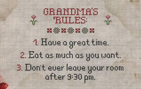 No Ordinary Visit to Grandma's