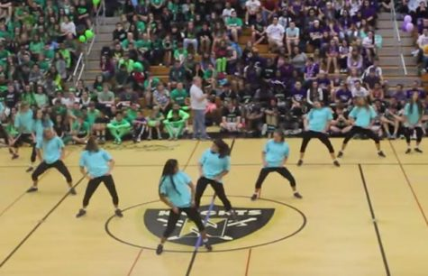 FHN Knightline 2015 Fall Pep Assembly Performance [Video]