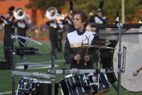 Marching Band Competes Beyond STL