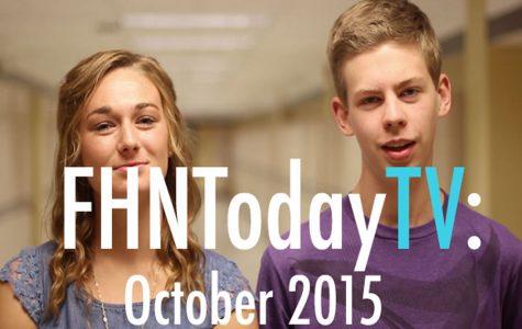 FHNtodayTV Podcast – October 2015