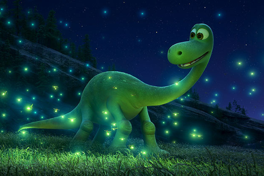 Pixar Tells an Emotional, Lesson-Filled Story with 'The Good Dinosaur'