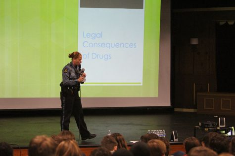 11-18 Drug-Awareness Assembly [Photo Gallery]