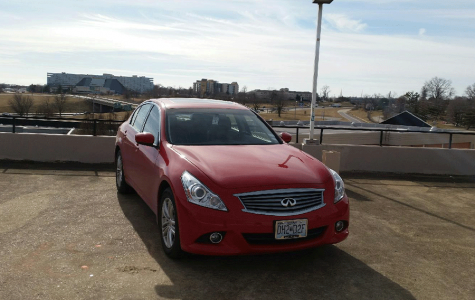 Car of the Week: Infiniti G37x