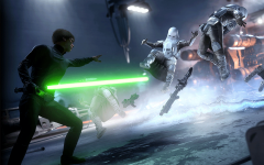 New Star Wars Game Misses The Mark