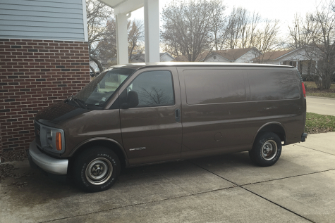 Car of the Week: 1997 GMC Savana