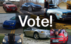 Car Talk: Vote for FHN's Car of the Year