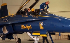 Blue Angels, Airshow Administration Meet to Coordinate Efforts for May