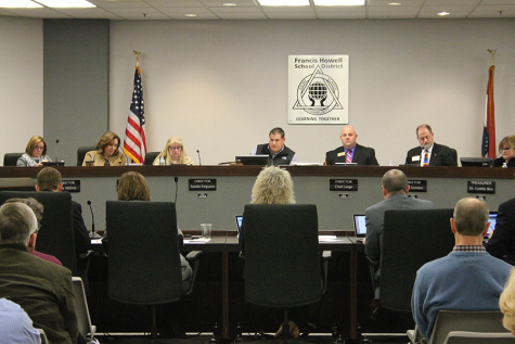 School Board Decides Against New Tax Levy