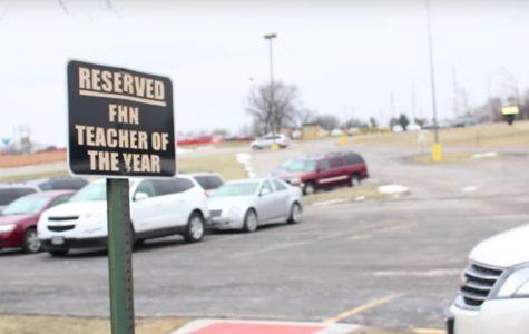 Matthew Riffee Named Teacher of the Year