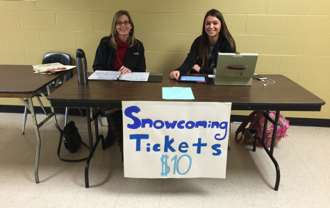 Snowcoming Dance Preparations are Quickly Coming to a Close