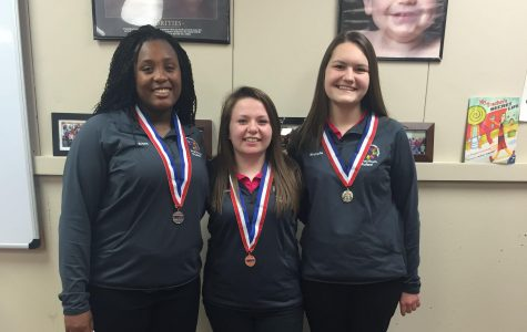 Lewis and Clark Tech School Competes in Skills USA