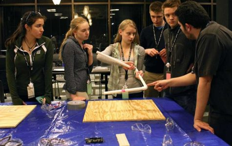 FHN Students Get Involved with Boeing Explore Program