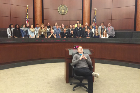 American Government Takes Field Trip to Eagleton Federal Courthouse