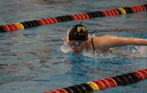 FHN Girls Swimming Recap