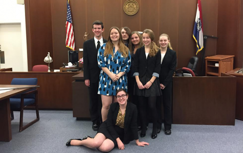 Mock Trial Team Prepares for State Championship in Kansas City