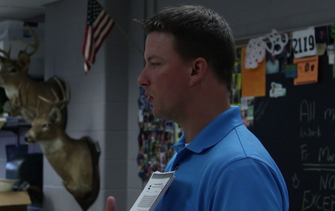 Joe Brocksmith: One teacher, Many Responsibilities