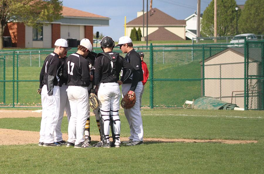4-8 JV Baseball v. FZS [Photo Gallery]