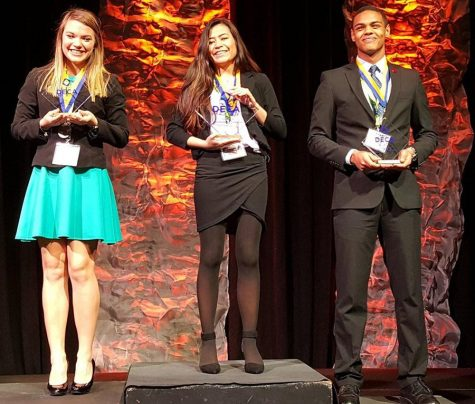 DECA Qualifiers Head To International Competition