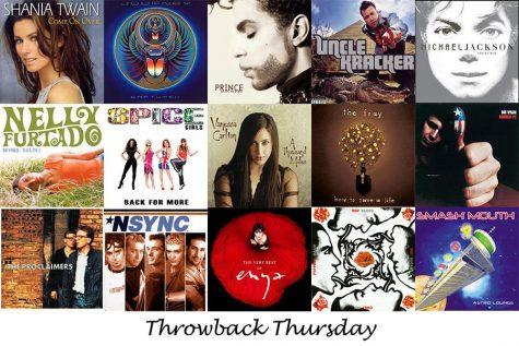 Throwback Thursday Featuring Shania Twain