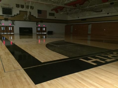 FHN Gets New Gym Floor