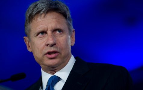 Let Gary Johnson Debate