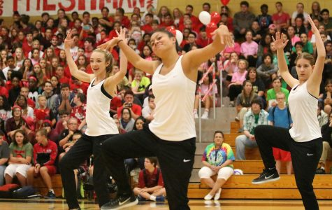 9/30 Homecoming Pep Assembly [Photo Gallery]