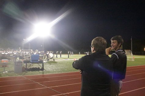 New Director Brings New Ideas, Sense of Unity to the FHN Band