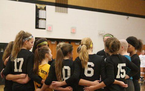9/27 JV Volleyball vs. FHC [Photo Gallery]